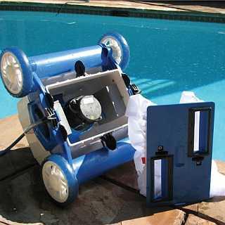 Aquabot Turbo T-Jet Bottom Access Filter Bags