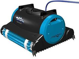 Dolphin Nautilus Robotic Pool Cleaner with 60-Foot Swivel Cable
