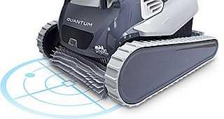 Dolphin Quantum Smart Navigation Robotic Scanning