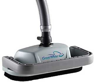 Pentair GW9500 Kreepy Krauly Great White In-Ground Pool Cleaner