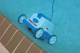 Aquabot Turbo T Jet Robotic Pool Cleaner Review